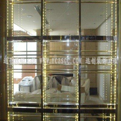 钛金不锈钢酒架,不锈钢酒架,金色不锈钢酒柜