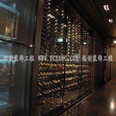 不锈钢酒架,不锈钢酒柜