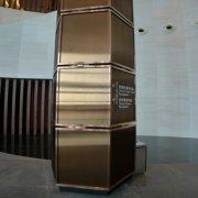 古铜不锈钢方柱
