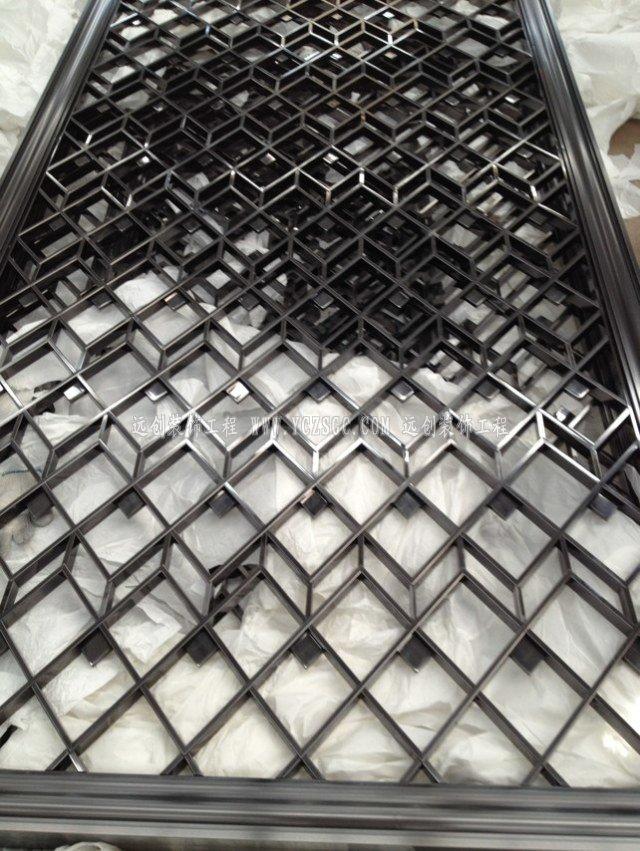 黑钛不锈钢新品定做_黑钛不锈钢屏风厂家_黑钛不锈钢屏风价格
